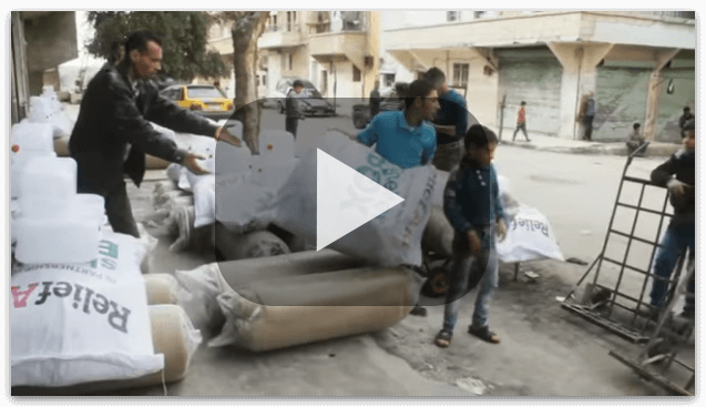 Allepo City Relief Video