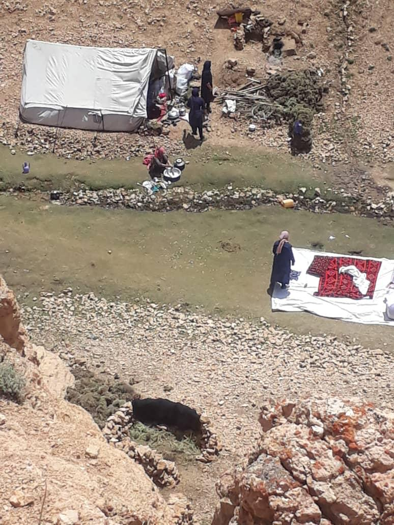 Bamyan Refugees
